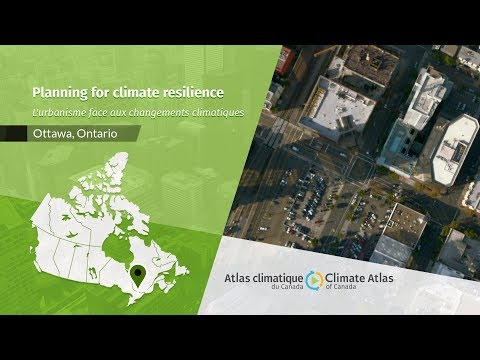 Planning for climate resiliency