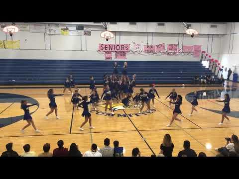 Waterford High School Cheer 2018-2019