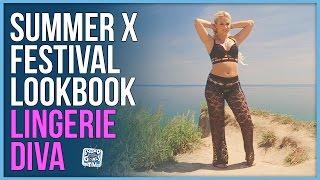 [JESSY] SUMMER X FESTIVAL LOOKBOOK - LINGERIE DIVA