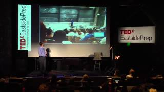 Can you get an MIT education for $2,000?: Scott Young at TEDxEastsidePrep