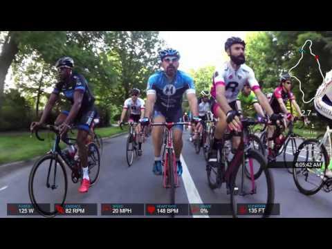 Castelli Race series 6/10/2017 Cat 2/3 Prospect Park