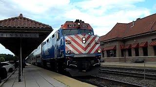 """Metra: The """"Racetrack"""""""