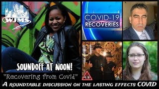 "WJMS SoundOff Ep. 138 ft. - ""Recovering from CoVid 19"" featuring: ESCAPETHEROOMers!!"