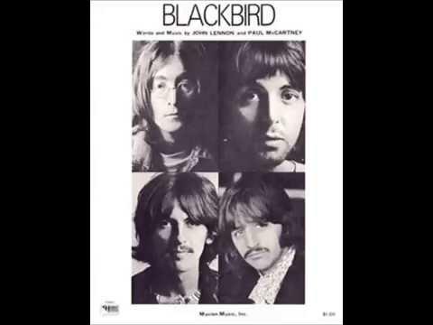 Blackbird Higher Key Karaoke