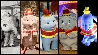 The Evolution Of Dumbo In Disney Theme Parks! DIStory Ep. 8! Disney Theme Park History!
