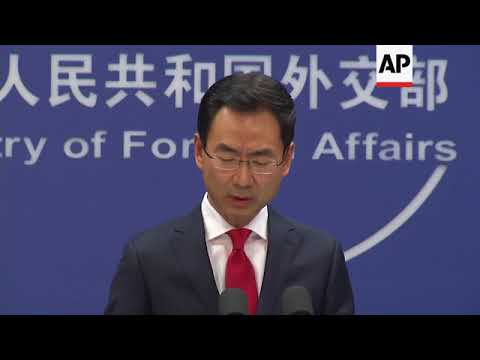 China foreign ministry criticises US over cyber threat, trade fears