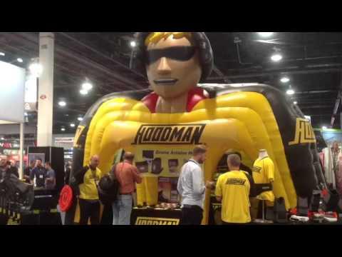 Final day NAB Trade Show in Las Vegas 2016 GoPro Hero & Red Digital Cameras