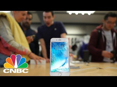 Reading Apple's Earnings For iPhone 8 Clues With Maxim Group's Nehal Chokshi   CNBC