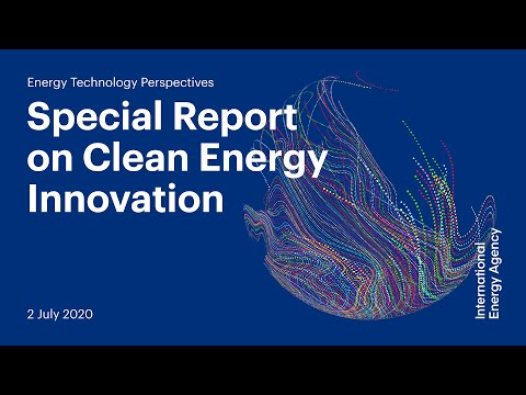 Energy Technology Perspectives Special Report on Clean Energ