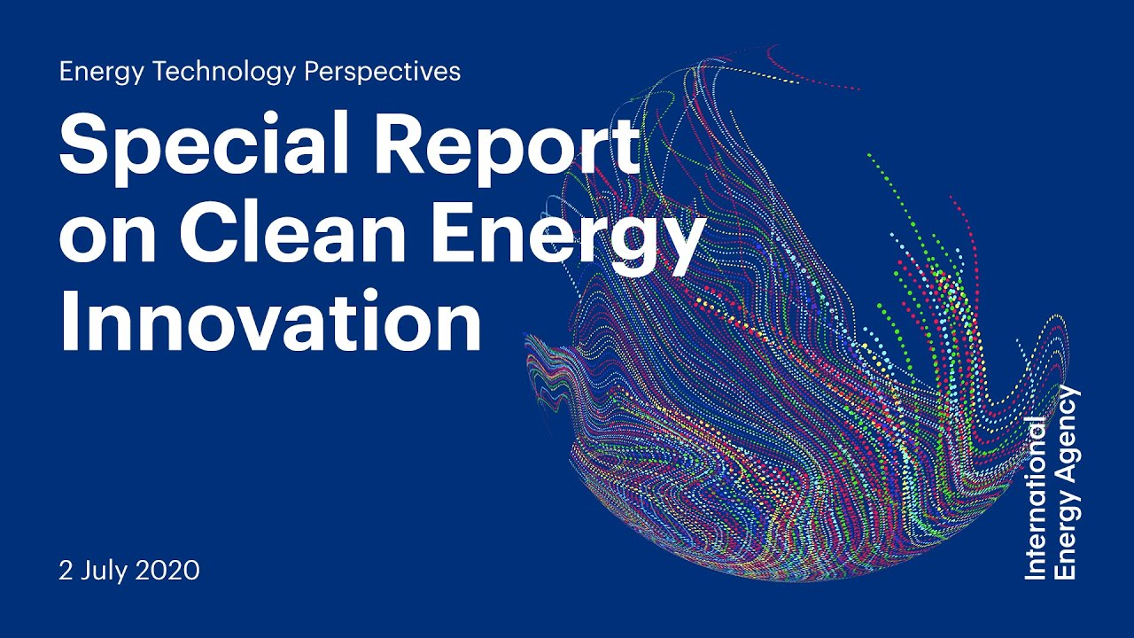 Special Report on Clean Energy Innovation.