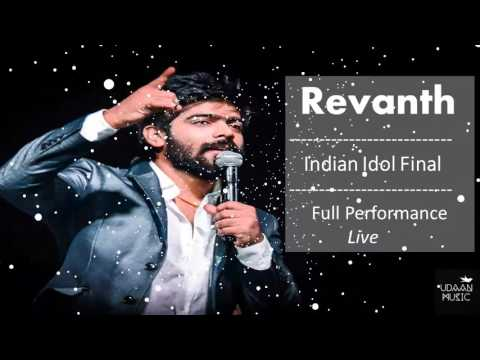 Indian Idol Final 2018 Winner| L V Revanth | Full Performance