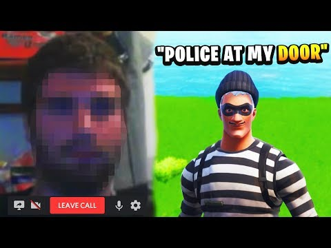 The Fortnite Child Predator Got ARRESTED Mid-Game.. thumbnail