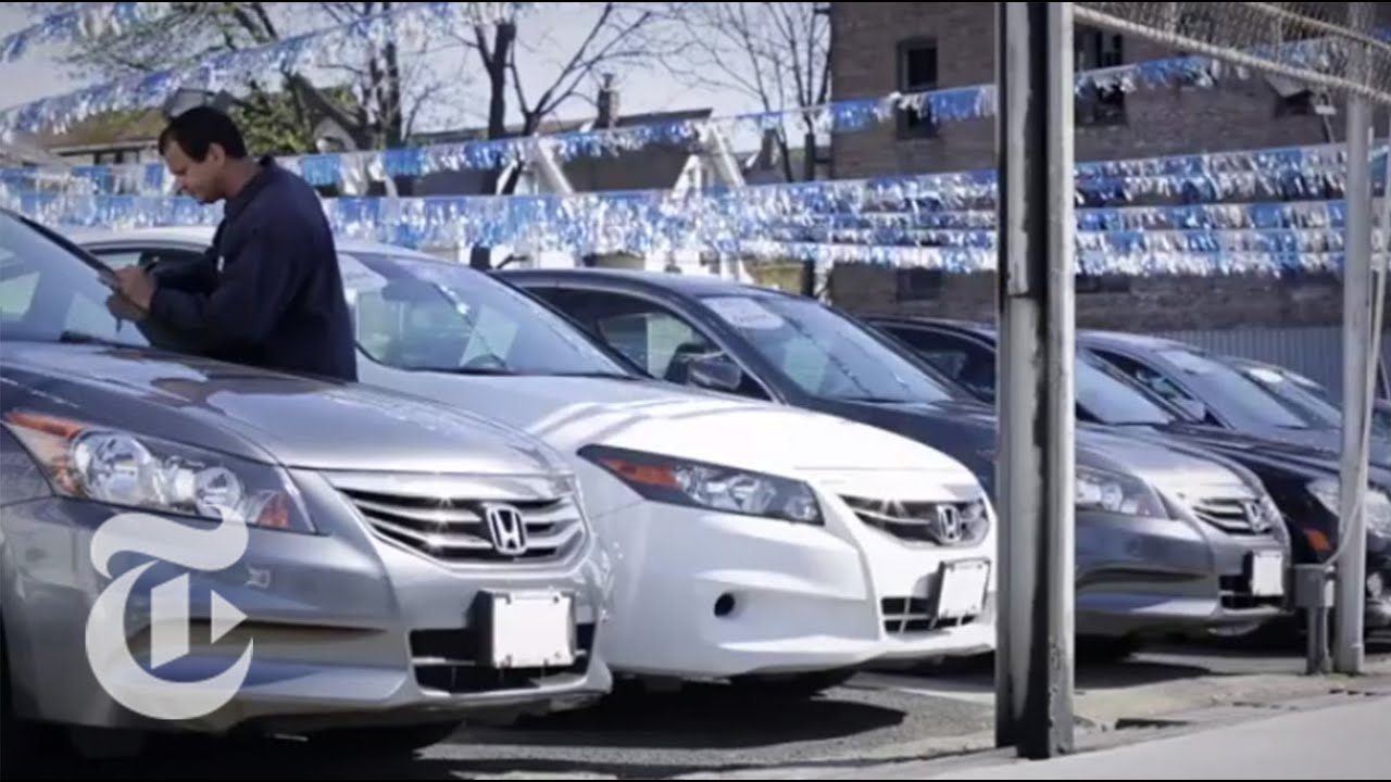 The New Subprime Bubble Car Loans The New York Times Youtube