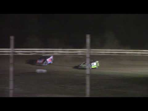 Hummingbird Speedway (9-15-18): BWP Bats Super Late Model Last Chance Qualifier #1