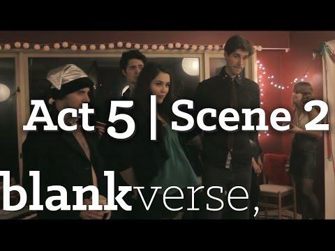 Blankverse | Act 5 Scene 2