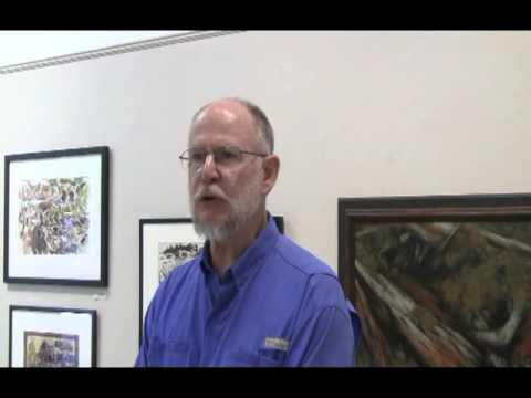 Arts Journal Gallery Talk #2   Eric Sandgren