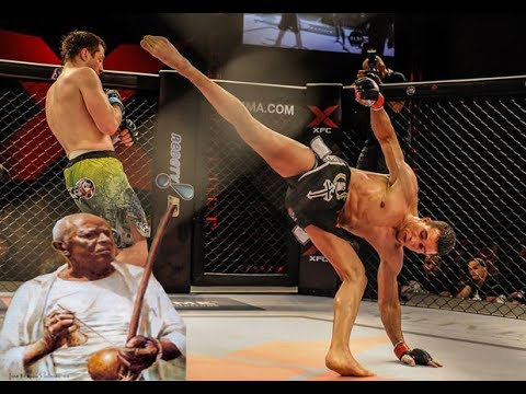 CAPOEIRA NO MMA