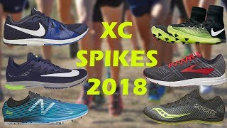 Best Cross Country Spikes 2018