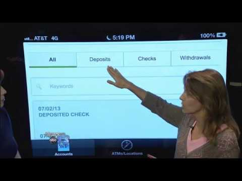 App Chat: Mobile Banking with Wells Fargo