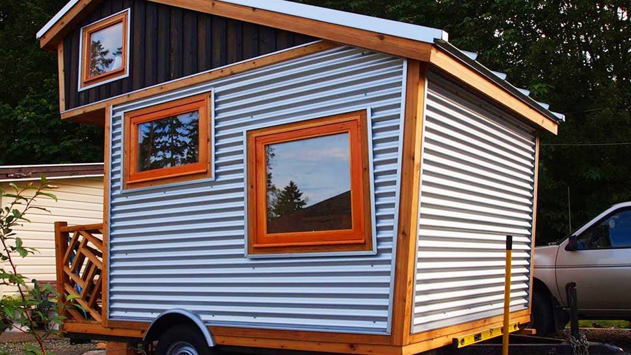 Gnomadik Micro Cottage Tiny House Lovely