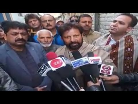 Kishtwar Killing: Lal Singh says reduced security footprints gave space to terrorists