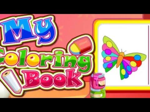 Детские раскраски онлайн-Игры для малышей..Kids coloring online-Games for kids