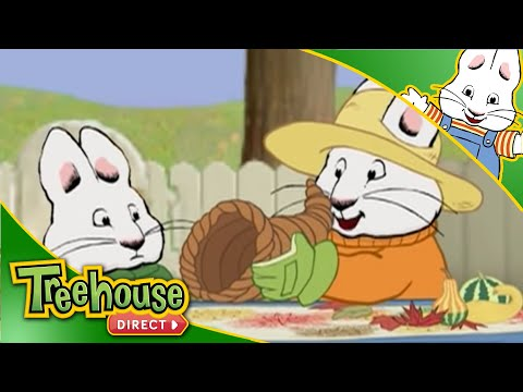 Max and Ruby FUN Fall Compilation! | Funny Cartoons for Kids By Treehouse Direct
