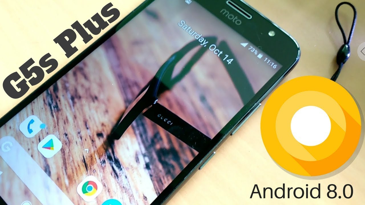 Android Oreo 8 0 for Moto G5s Plus | Validus Rom