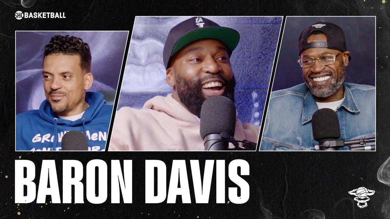 Baron Davis | Ep 88 | ALL THE SMOKE Full Episode | SHOWTIME Basketball