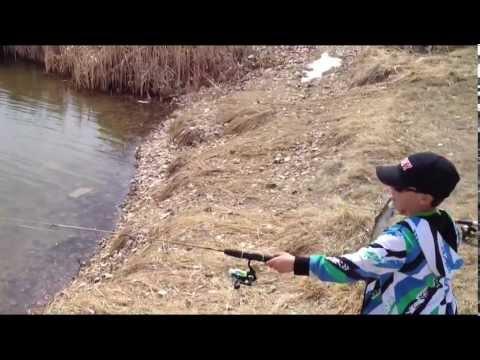 Fishing At St. Vrain 2013-04-20