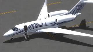 [FS2004] California Tour Leg 5 of 5: San Jose to John Wayne County Airport in Eaglesoftdg CX10