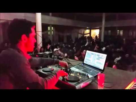 DJ KRISHNA @ ALL IN  @ ESCOLA D.Manuel I