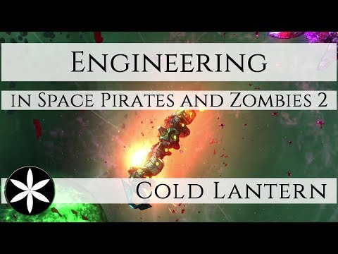 Engineering in SPAZ 2 - S03E02 | Cold Lantern [TaT]