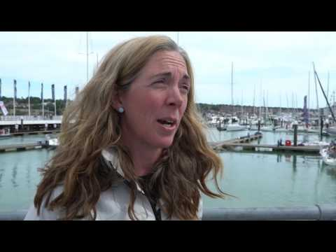 Libby Greenhalgh joins Artemis Challenge at Aberdeen Asset Management Cowes Week