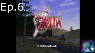 Jabu Jabu // Legend of Zelda Ocarina of Time Ep.6