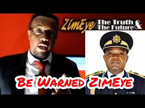 WARNING :Zimbabwe Republic Police Strongly Urges ZimEye Not To Post Biased News
