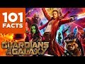 101 facts about guardians of the galaxy