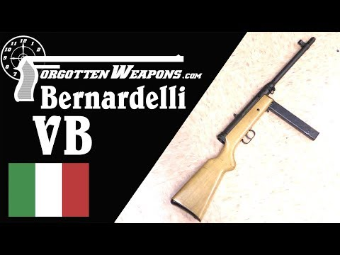 Bernardelli VB: Not Actually a Beretta 38 Copy
