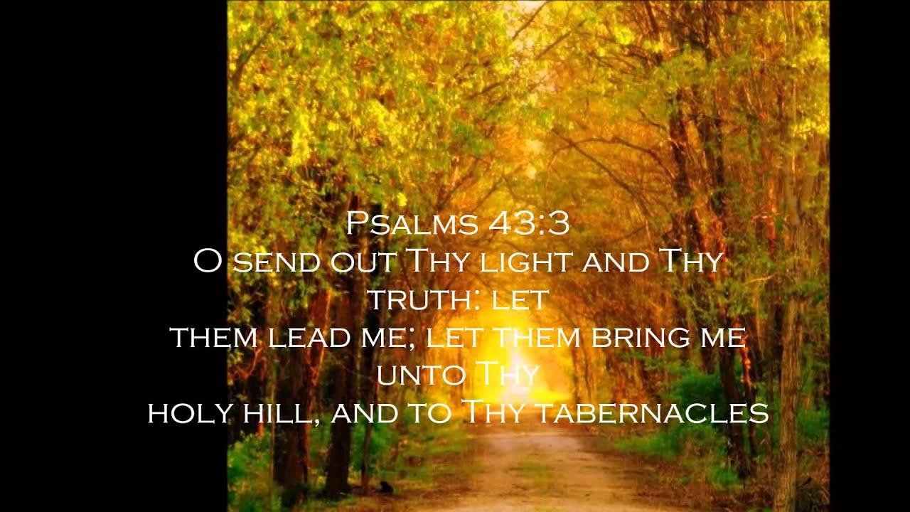 Lead, Kindly Light By Audrey Assad W/lyrics   YouTube
