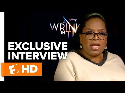 First Time They Realized They're Warriors - A Wrinkle in Time (2018) Interview | All Access