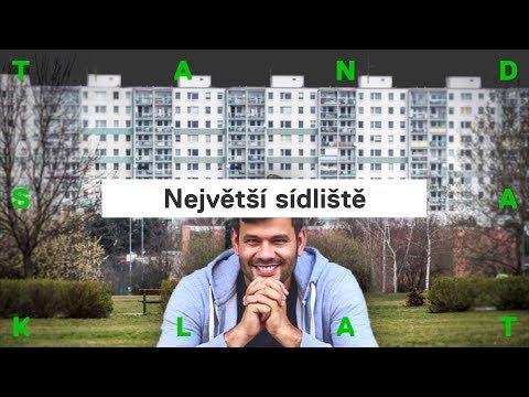 Největší sídliště v ČR? Žije se tu líp než v Paříži, říká architekt Petr Kučera