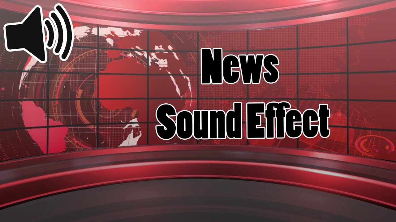 News Sound Effects - YouTube