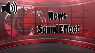 News Sound Effects