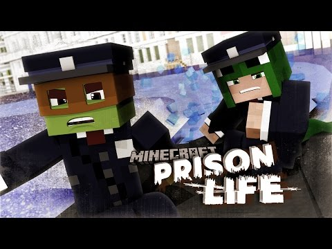 Minecraft Movie - PRISON LIFE - THE GREAT ESCAPE FROM PRISON