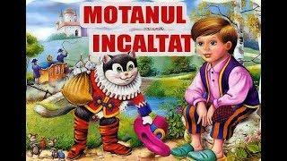 MOTANUL INCALTAT - POVESTI PENTRU COPII - BASME in LIMBA ROMANA
