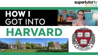 How I Got Into Harvard thumbnail