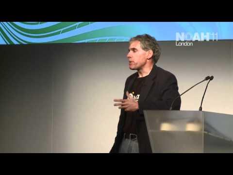 NOAH11 - Waze, Uri Levine - YouTube