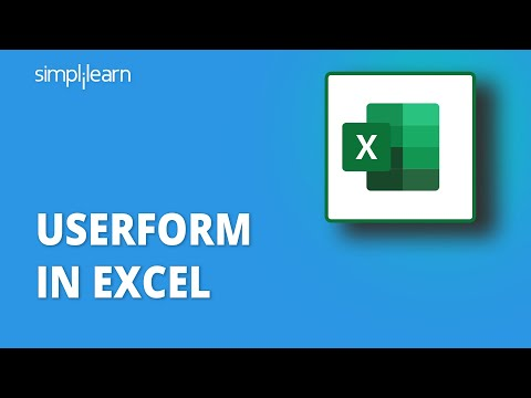 Your One-Stop Solution For Excel UserForms