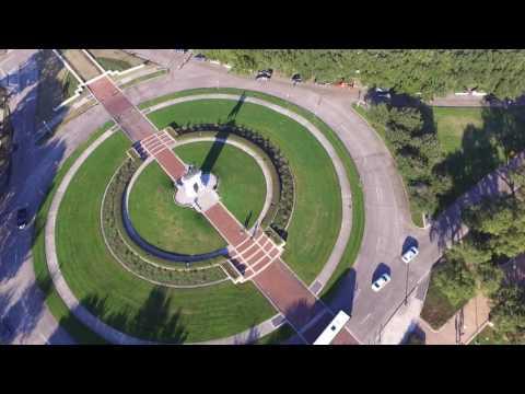 Sam Houston Monument (Drone POI)