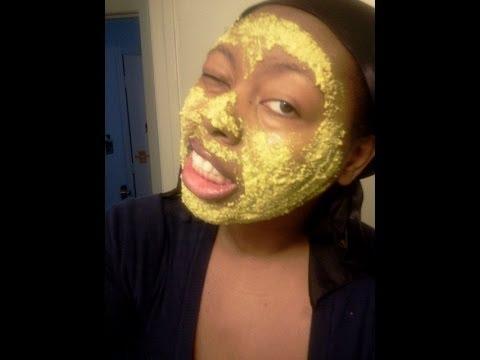 turmeric face mask challenge for dark spots 1 mont